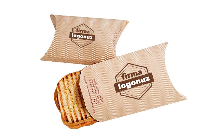 Antalya baskılı sandviç ve tost tutacağı