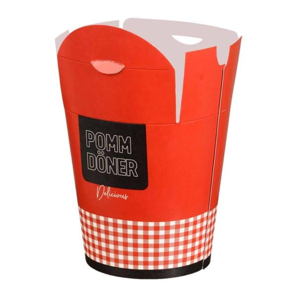 Printed Döner Box 32 oz