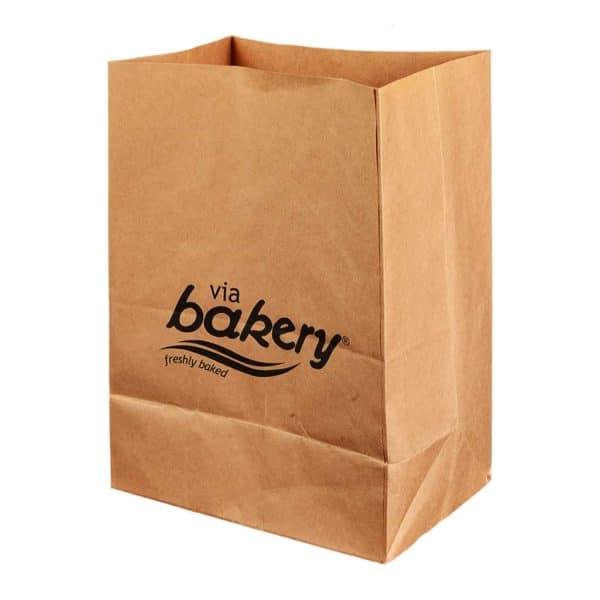 Printed Kraft Bag without Handle