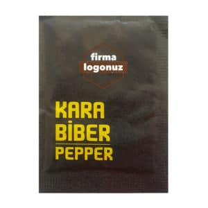 Printed Black pepper Packaging