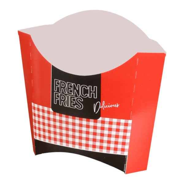 Printed Chips Box