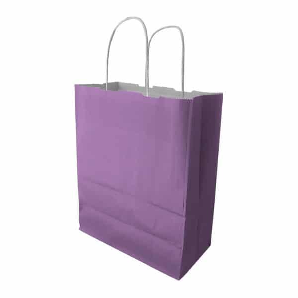 _0019_lila renk kağıt çanta burgu saplı