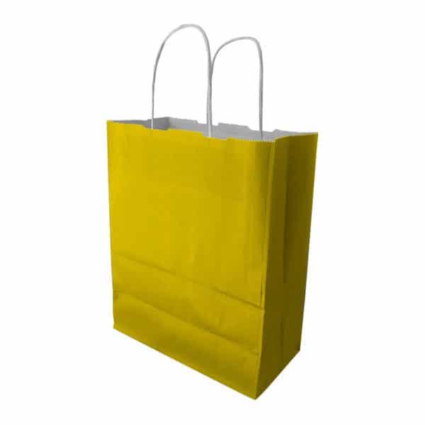_0020_sarı renk kağıt çanta burgu saplı