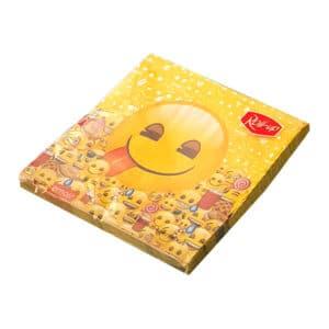 emoji temalı peçete (33x33cm kare peçete 20adet)