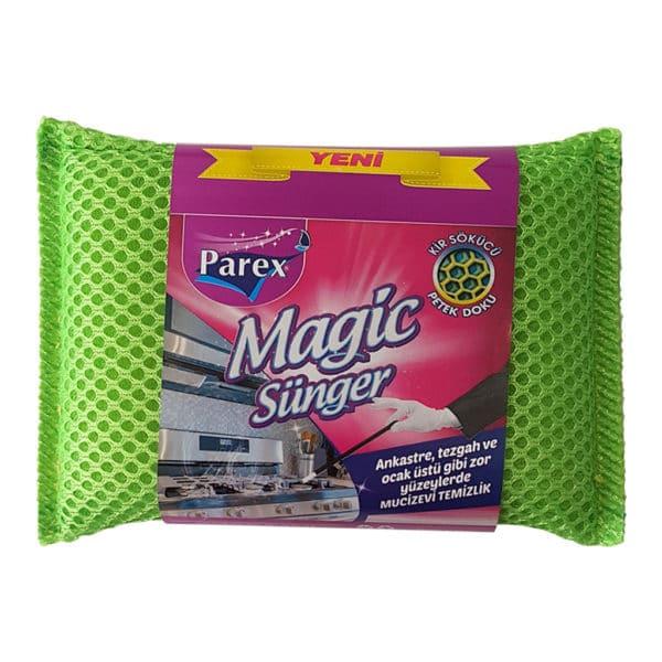 yeşil renk magic sünger