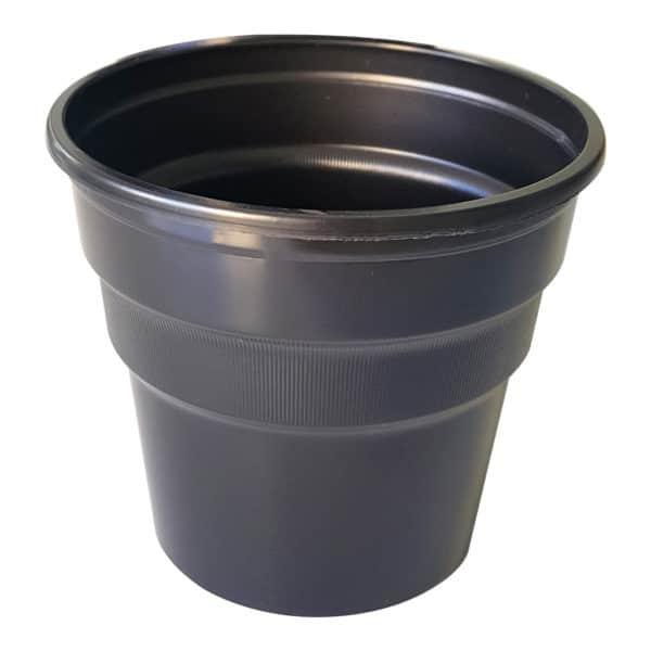 Plastik Bardak Siyah Renk