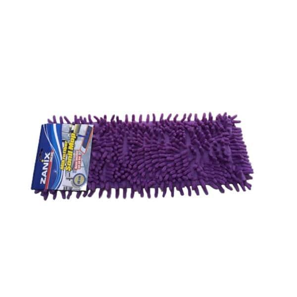 mor makarna mop – 40 cm mikrofiber