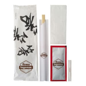 Printed Chopstick Set