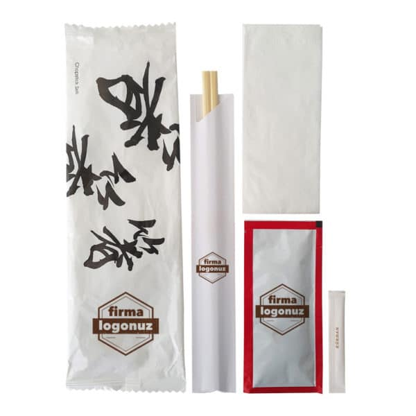 Printed Chopstick Set