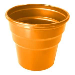 turuncu-renk-kullan-at-plastik-bardak-yüksek-kalite