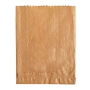 Şamua kese kağıdı 15x20x8 cm ebatında, 15 kg'lık pakette. Ürün gıdayla temasa uygun şamua kağıttan üretilmiş olup,