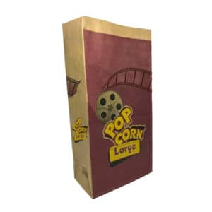 Popcorn-kese-kağıdı-large-boy-15x28x8-cm-ebatında-500-adetli-ve-5000-adetli-pakette.-Ürün-gıdayla-temasa-uygun-esmer kağıttan üretilmiştir.