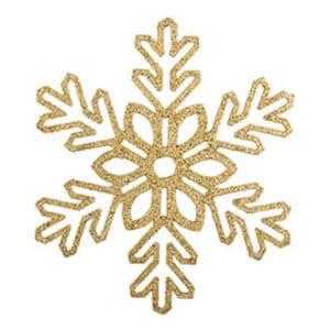 Altın Kar Tanesi 27cm 1 Adet