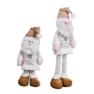 Noel Baba Ayakları Uzayan Hediyelik Oyuncak 32cm 1 Adet