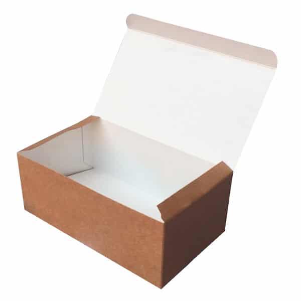 nugget kutusu kraft renk 12x22x8, 17.5x10x7, 12x8x6 cm