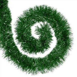 Yeşil Renk Kalın Boyun Simi 5cm 2m