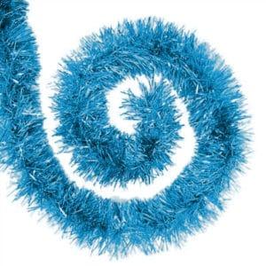 Mavi Renk Kalın Boyun Simi 5cm 2m