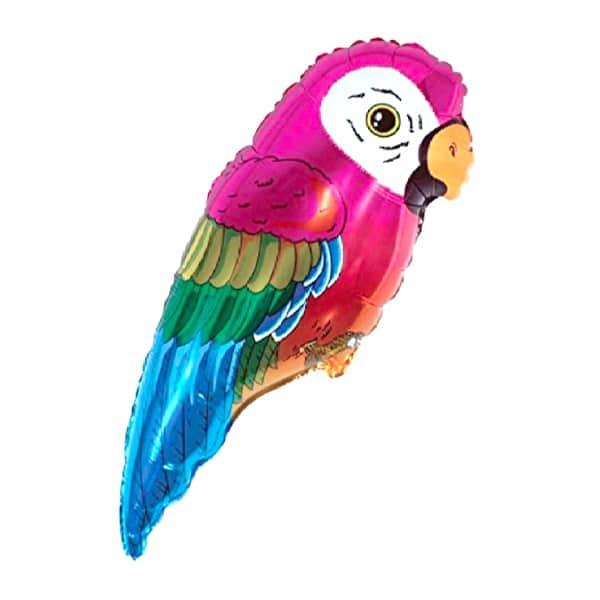 Papağan Şekilli Folyo Balon 35cm