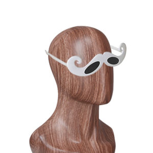 Bıyık Şekilli Parti Gözlük 1 Adet