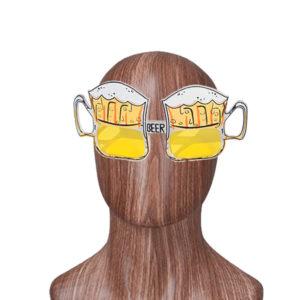 Bira Bardağı Şekilli Gözlük 1 Adet