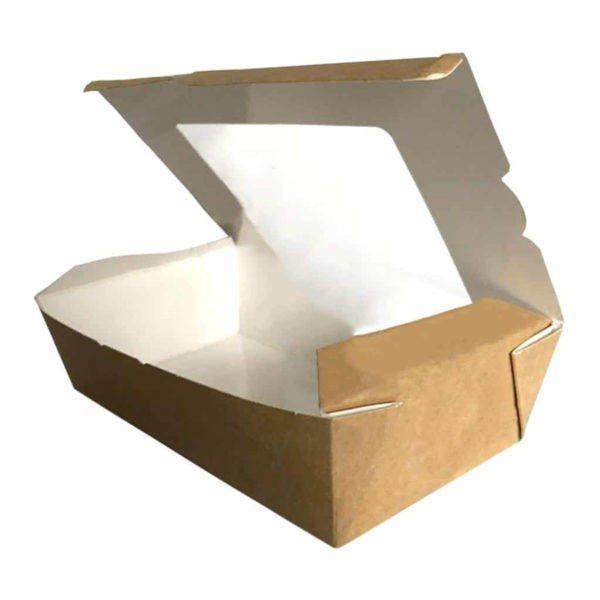 Pencereli Lunch Box Kutusu 15x18x6cm
