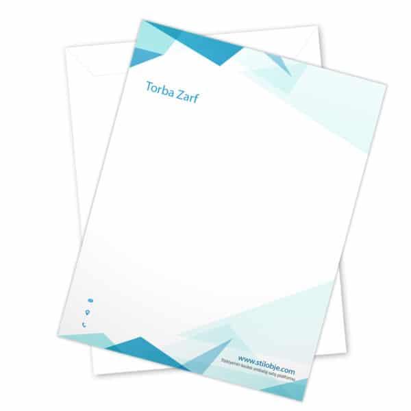 Torba zarf